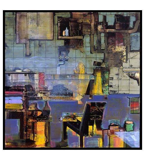 Artist at Bath.2005