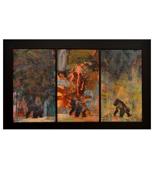 Jungle Fragments - Haugar Art Museum