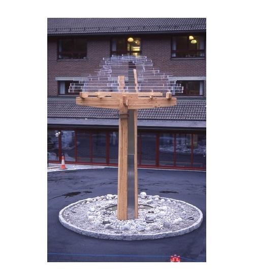 The Tree of Life. Bethany Hospital, Bergen, Norway 2003